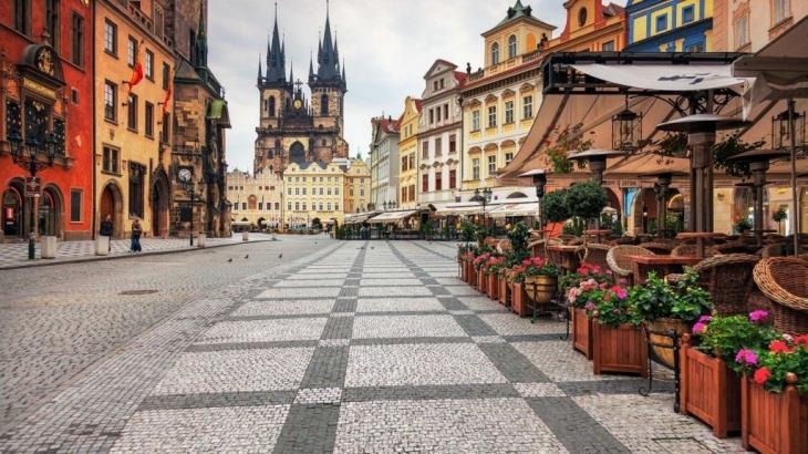 Прага, Чехія