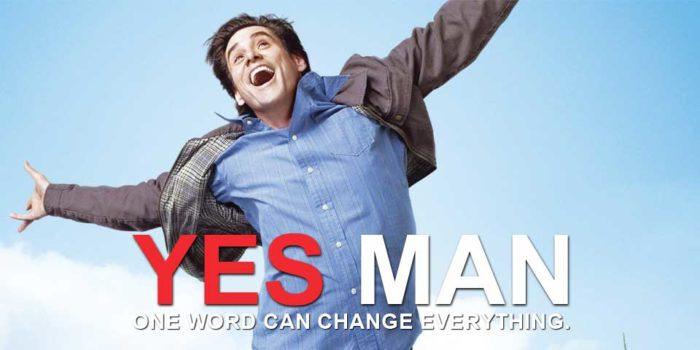 "3. Завжди кажи ""Так"" (Yes man, 2008)"