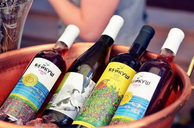 Виноробня Бейкушем