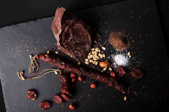 Об'єми виробництва крафтових ковбас у партнерів невеликі – 150 кілограмів на місяць.