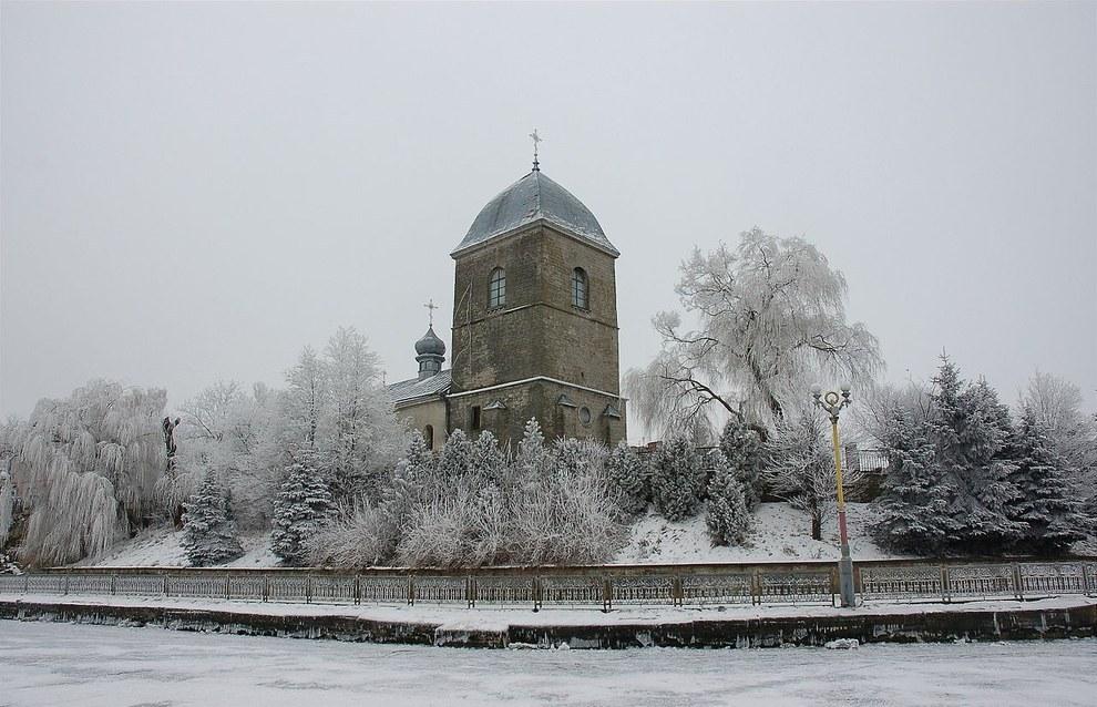 Воздвиженська церква, Тернопіль