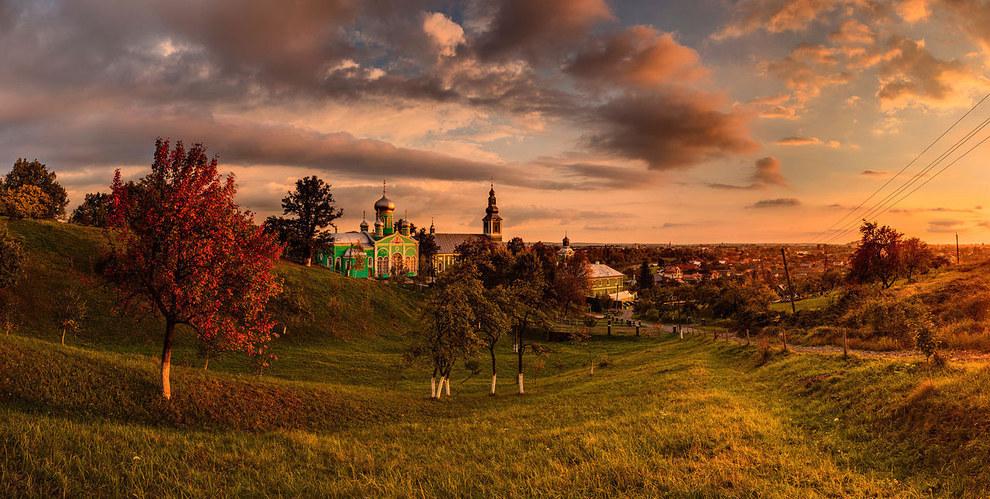 Монастир святого Миколая в Мукачево