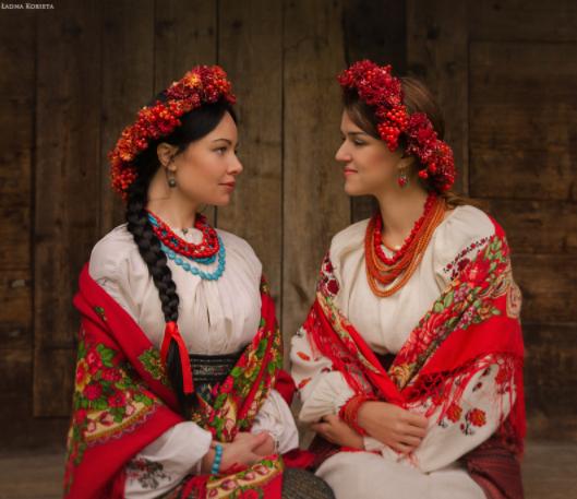 Червона калина: Легенда про один із символів України