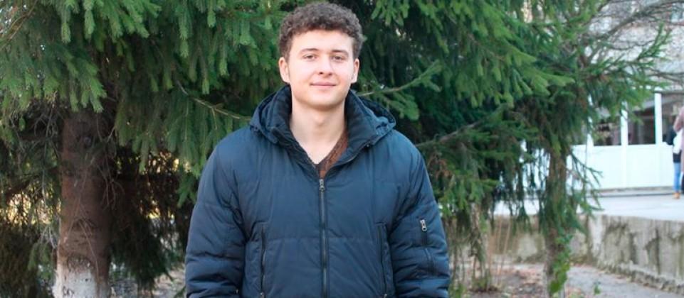 наймолодший сільський голова України Артем Кухаренко