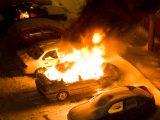 У Львові знову горіли дві машини
