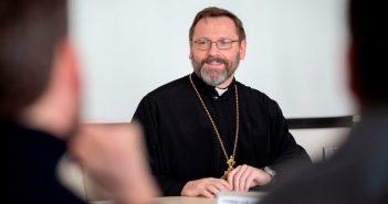 Глава УГКЦ Блаженніший Святослав
