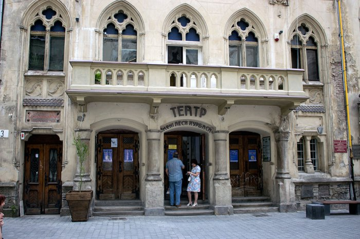 Театр імені Леся Курбаса