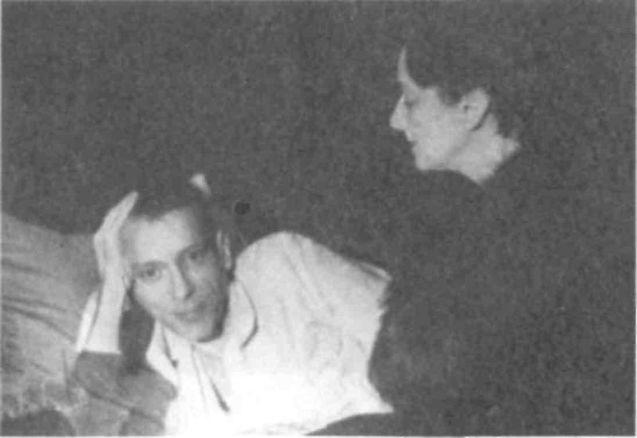 Михайло Булгаков і Тася Лаппа