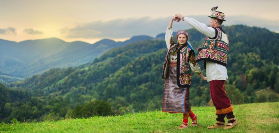 діалект західна україна
