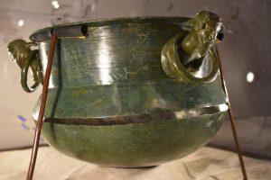 У Винниках презентували сенсаційні археологічні знахідки