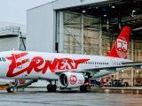 Лоукостер Ernest Airlines з 8 грудня запустить рейси з Львова та Києва до Італії