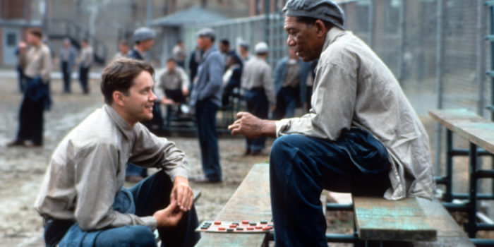 7. Втеча з Шоушенка (The Shawshank Redemption, 1994)