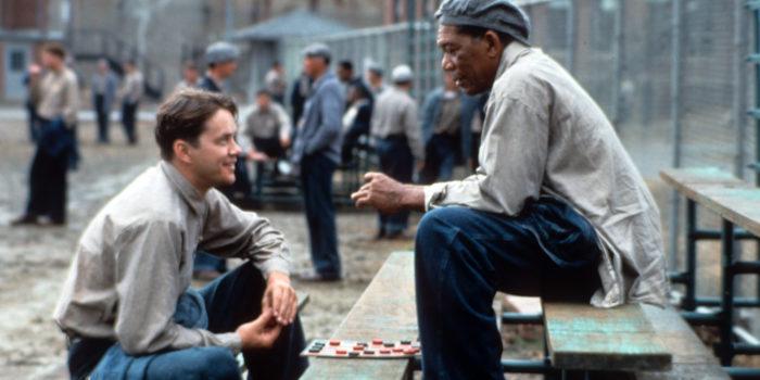 7. Втеча з Шоушенка (The Shawshank Redemption, 1994)
