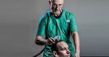 У Китаї вперше у світі пересадили голову людини