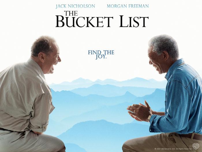 4. Поки не зіграв у ящик (The bucket List, 2007)