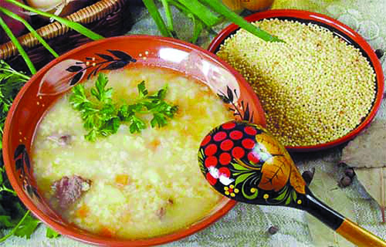 страва Соломаха