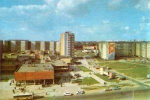 Перші люди на Сихові. Як розвивався наймолодший район Львова