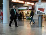 У аеропорту Варшави розвісили мапи зі Львовом і Вільнюсом у складі Польщі
