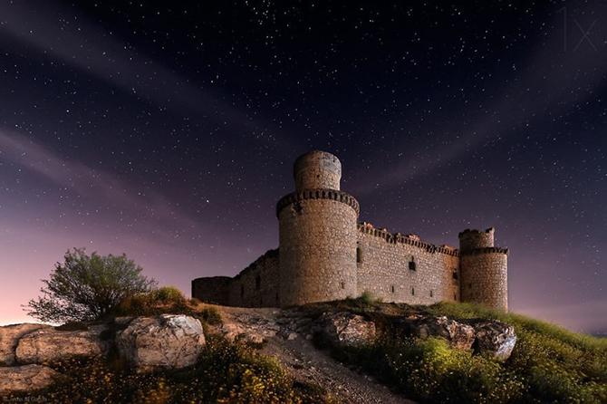 Замок Сан-Сервандо, Іспанія.