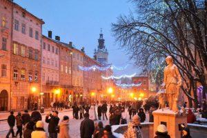 5 новорічних подій у Львові, які не варто пропустити