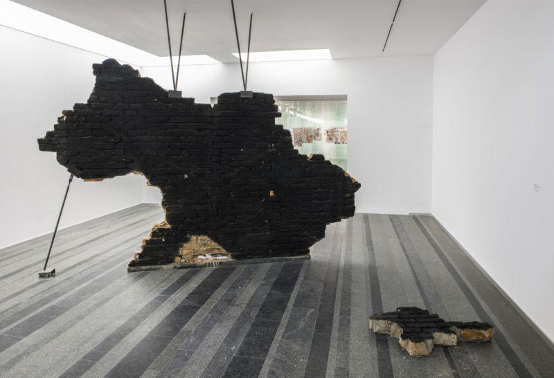 На фото: виставка в Пінчук Арт Центр
