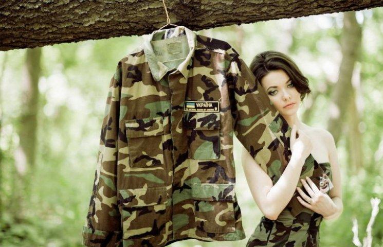 Краса рятує Україну: ТОП-10 красунь-бійців в АТО