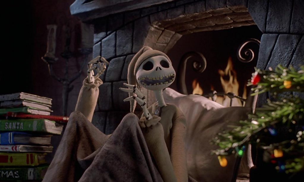 «Кошмар перед Різдвом», 1993