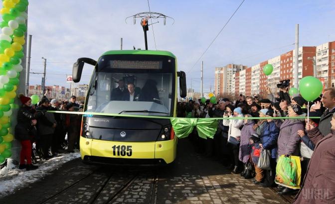 Сихівський трамвай