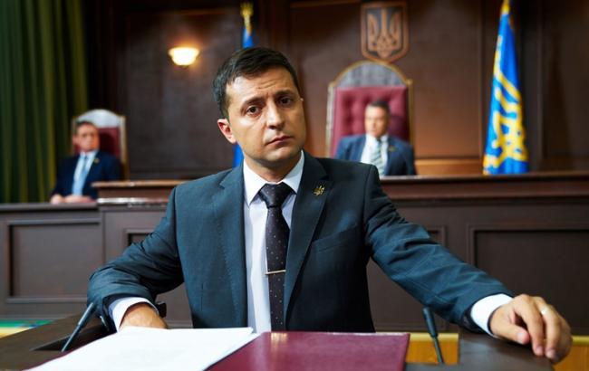 «Слуга народу»: вУкраїні з'явилася нова політична сила