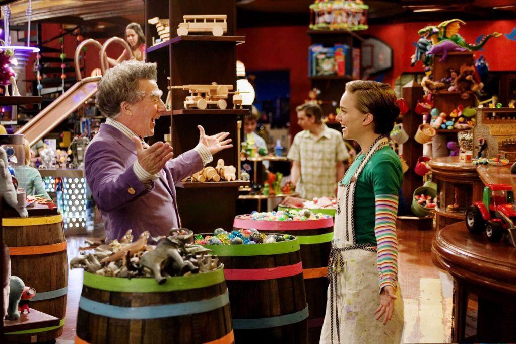 Чарівна крамничка, 2007