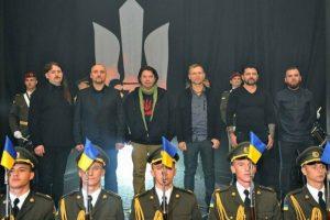 """Українські музиканти виконали """"Марш нової армії"""" (ВІДЕО)"""