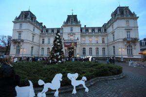 Відкриття зимової резиденції Львова (ФОТО)