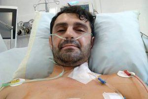 Тарас Стадницький переніс операцію на серці