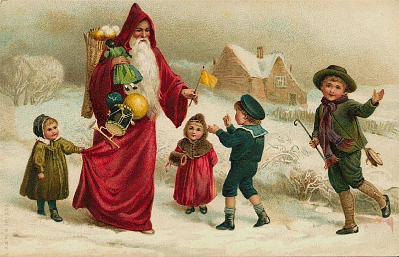 святий миколай традиції