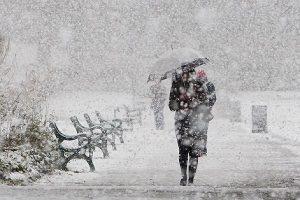 Завтра до Львова повертається зима