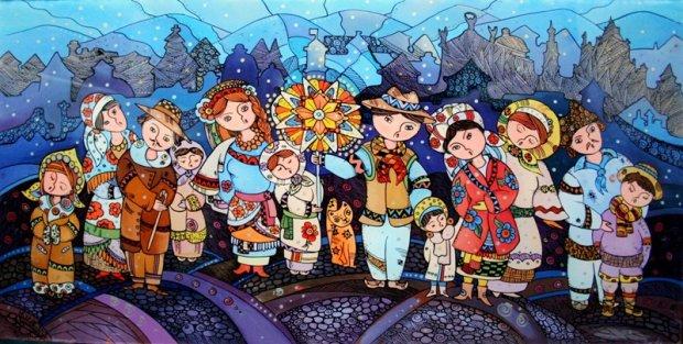 Традиції святкування Різдва західного обряду