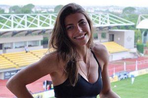 Українська легкоатлетка підкорила Instagram вражаючим трюком