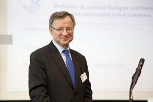 Депутат ПАРЄ Варейкіс: Україні потрібні гарні адвокати на Заході