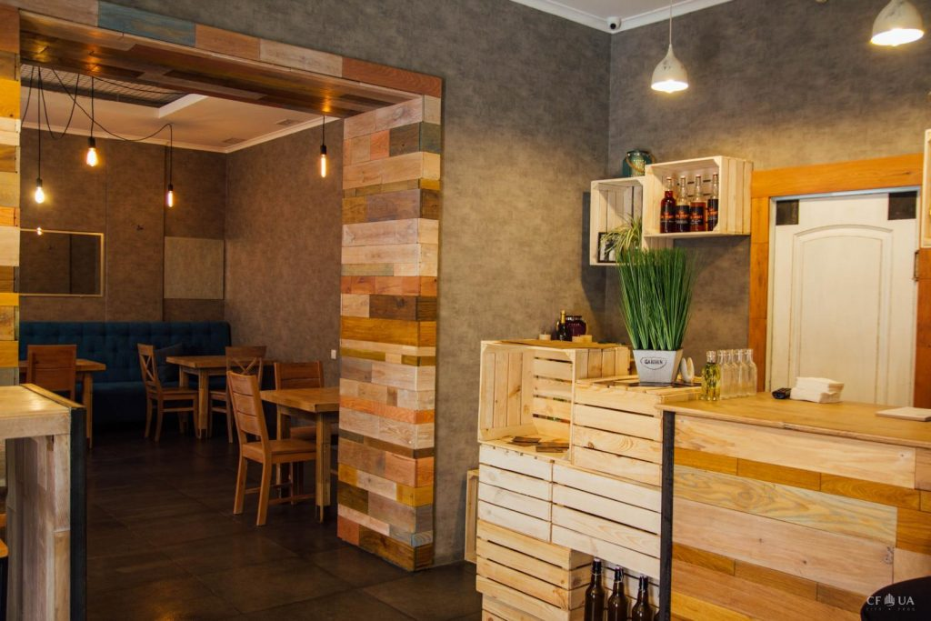 Паб The Craft Burgers&Beers, вул. Римлянина, 12