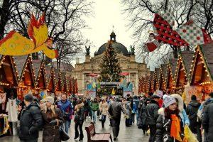 Куди піти у Львові на новорічно-різдвяні свята?