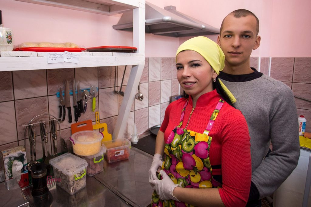 Ігор та Ольга Онуляк