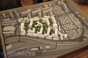 Як може виглядати житловий комплекс на місці львівського молокозаводу. Візуалізація