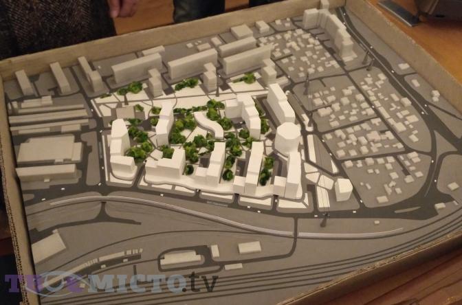 Будівництво масштабного житлового кварталу триватиме 5-7 років.