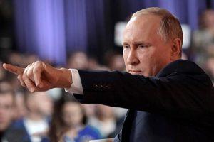 Прес-конференція Путіна: український журналіст ледь не спровокував скандал