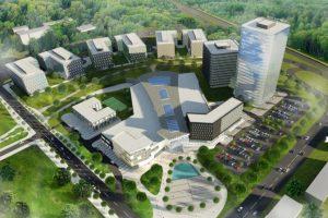 Цієї осені планують розпочати будівництво ІТ-парку
