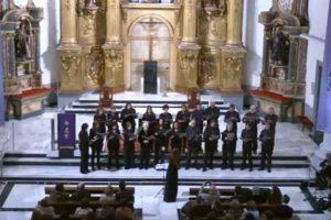 Оригінально: іспанський хор заспівав «Щедрик» українською (ВІДЕО)