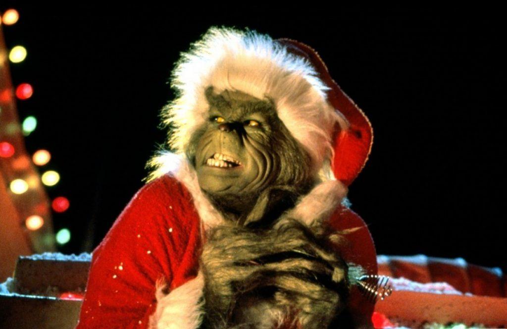 11 грудня – «Грінч – викрадач Різдва», 2000.