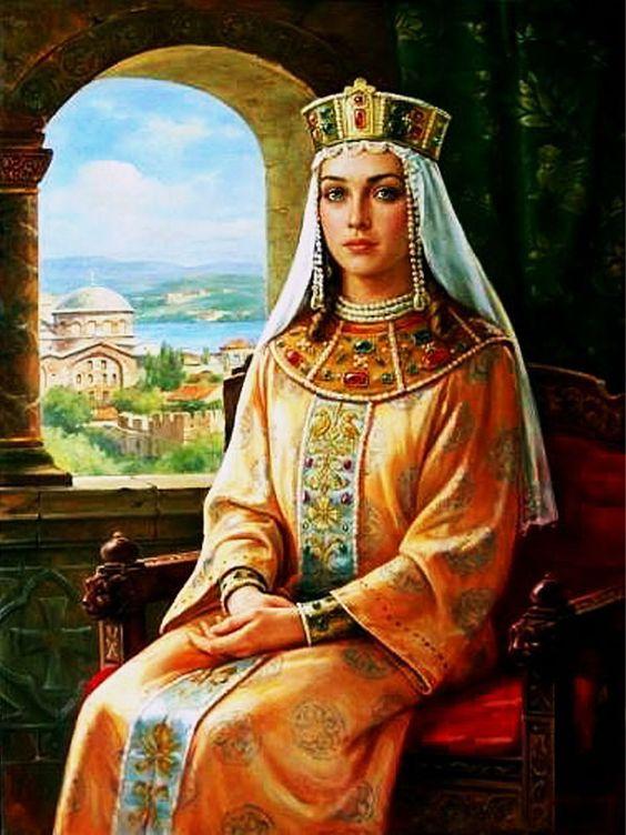 Велика київська княгиня Ольга