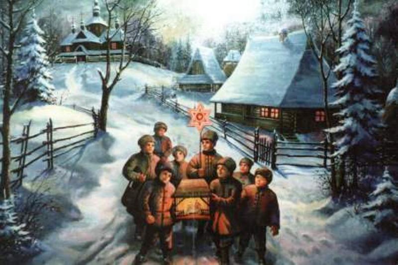 7 стародавніх українських колядок (відео + слова)
