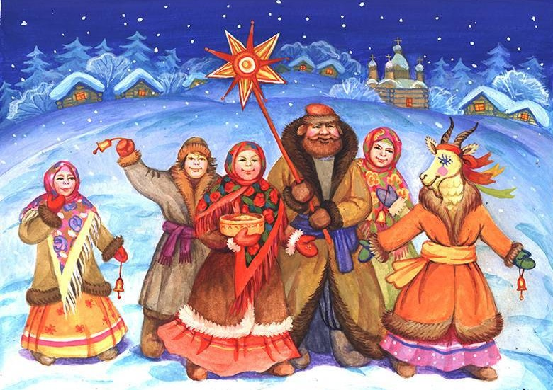 колядки різдво